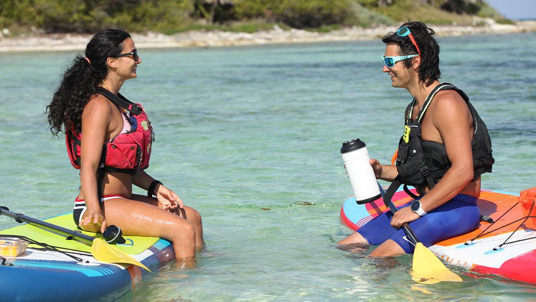 pelican 64oz backpacking water bottle