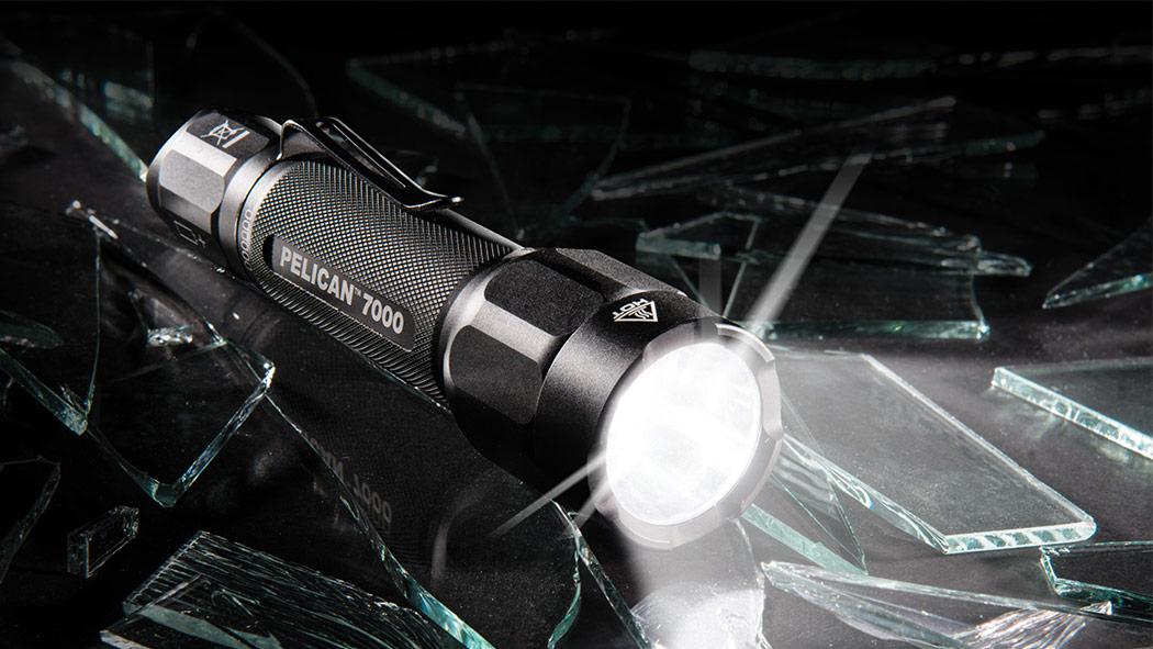 pelican 7000 tactical pocket flashlight