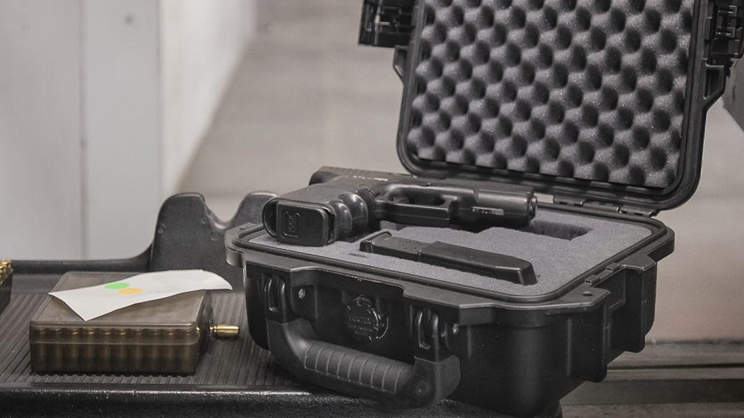 pelican im2050 handgun pistol case