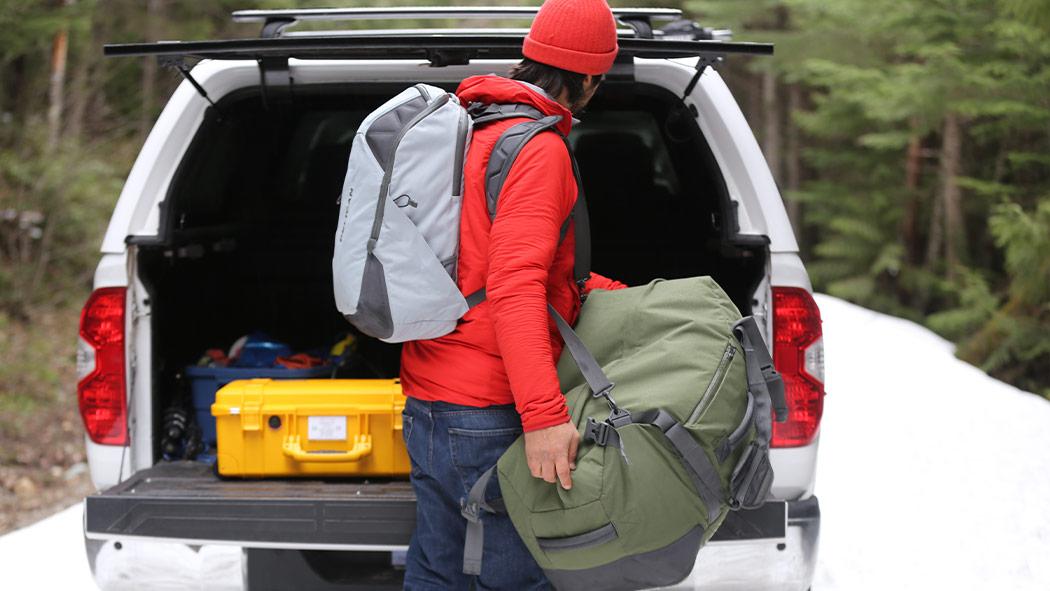 pelican mpd100 high quality travel large duffel bag