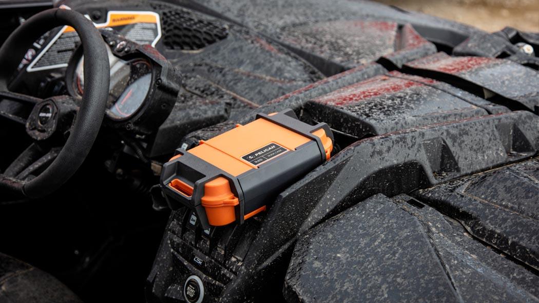 pelican r40 outdoor rugged atv case