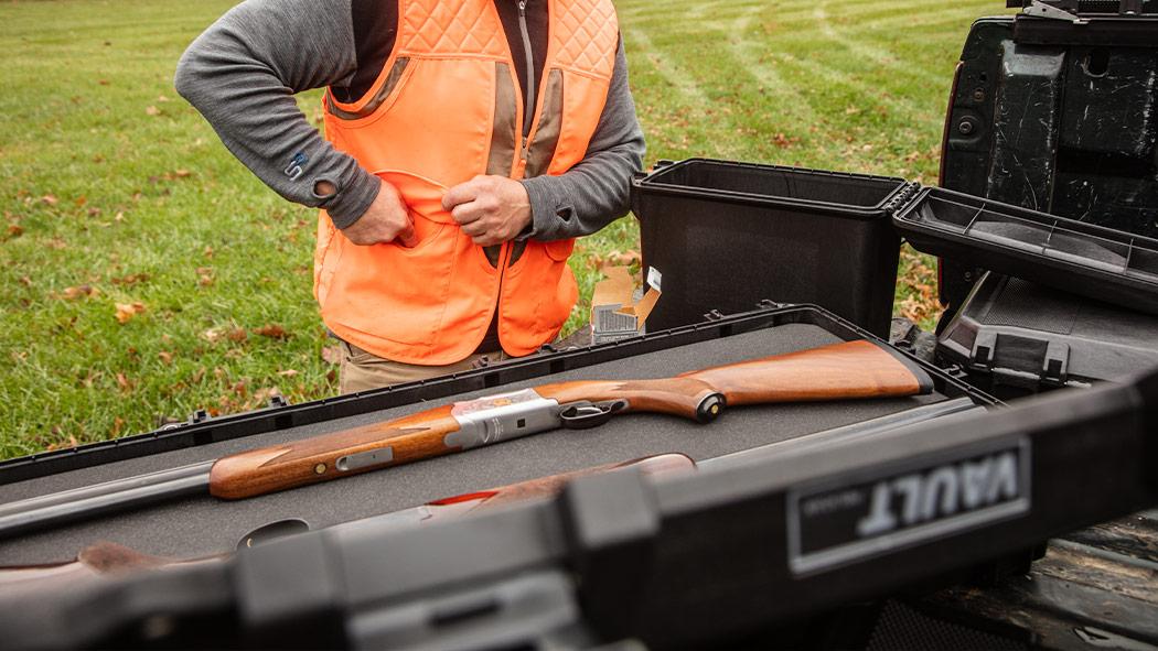 pelican v800 hunting shotgun case