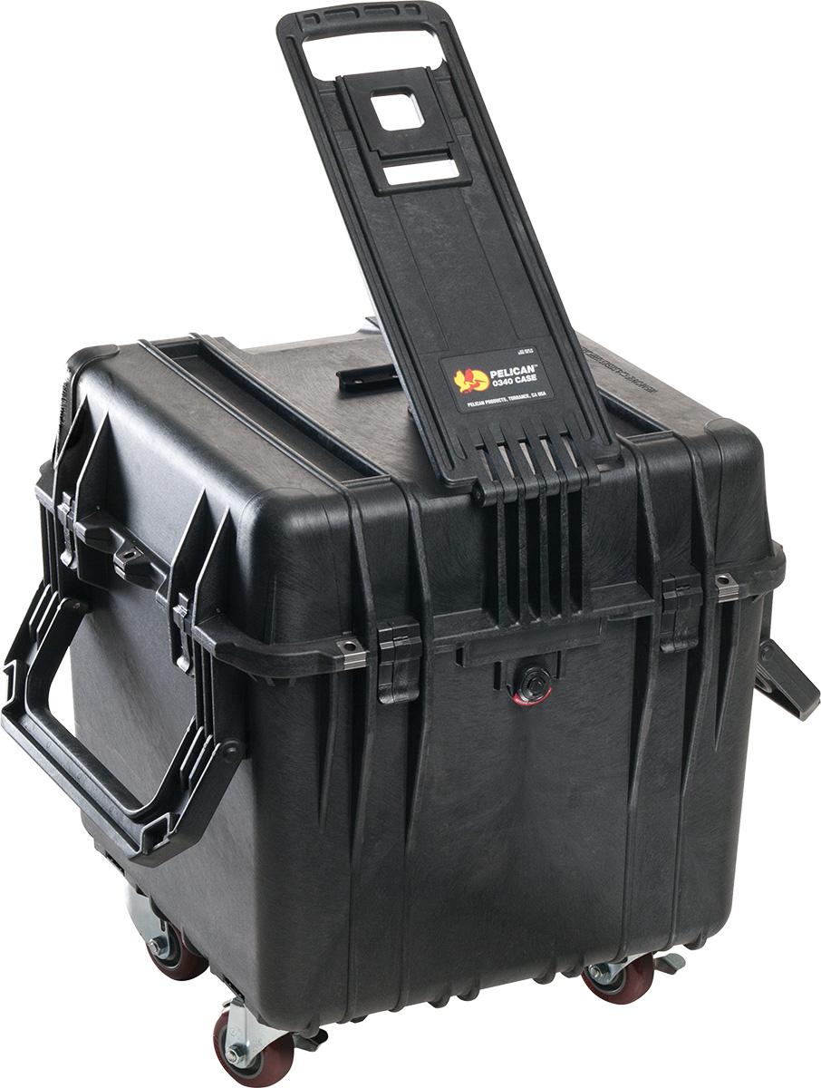 pelican 0340 protector handle rolling case
