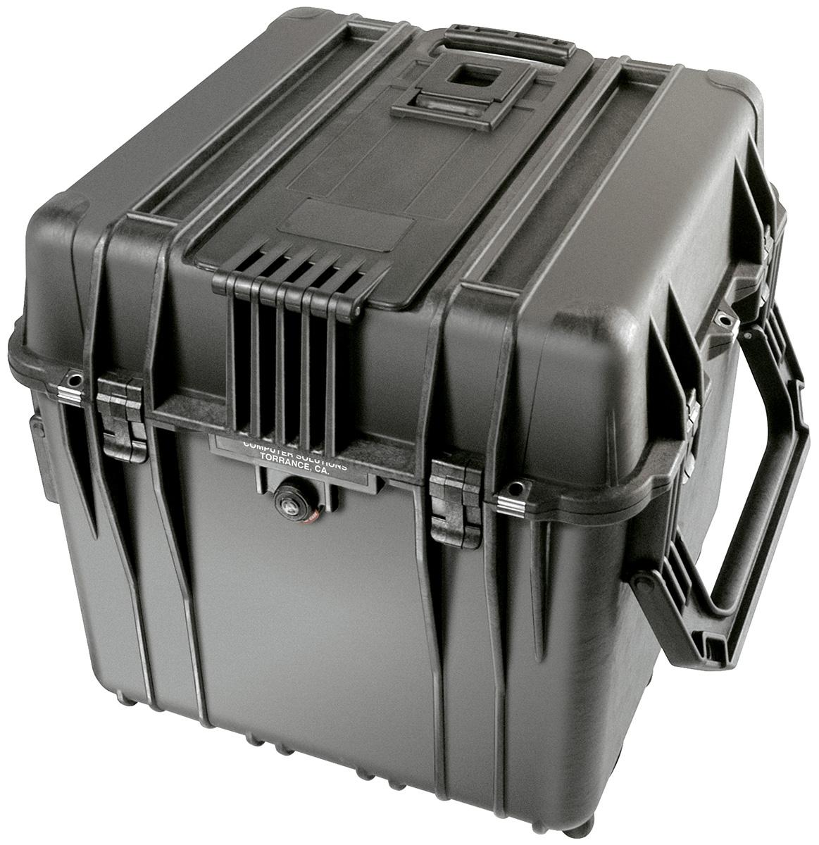 pelican hard transport cube case