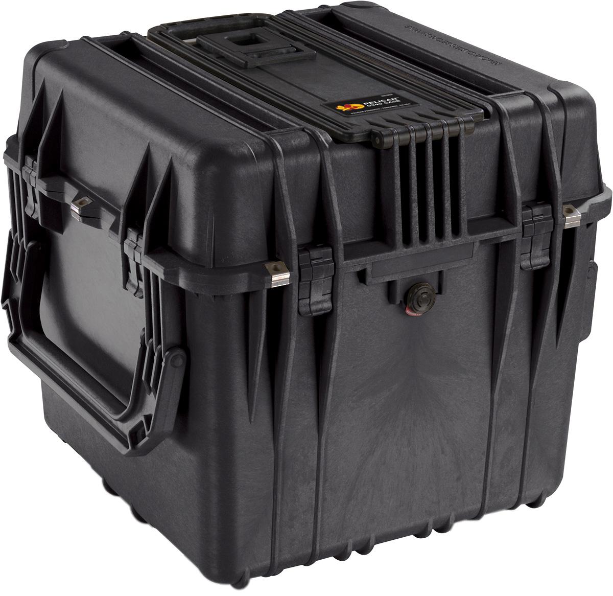 pelican hard transport cube watertight case