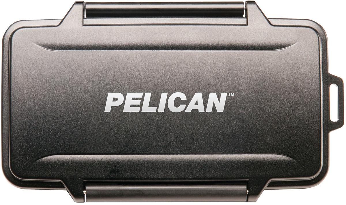 pelican waterproof memory sd card case