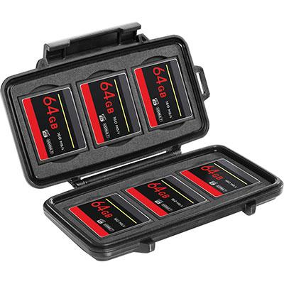 pelican 0945 waterproof memory card case