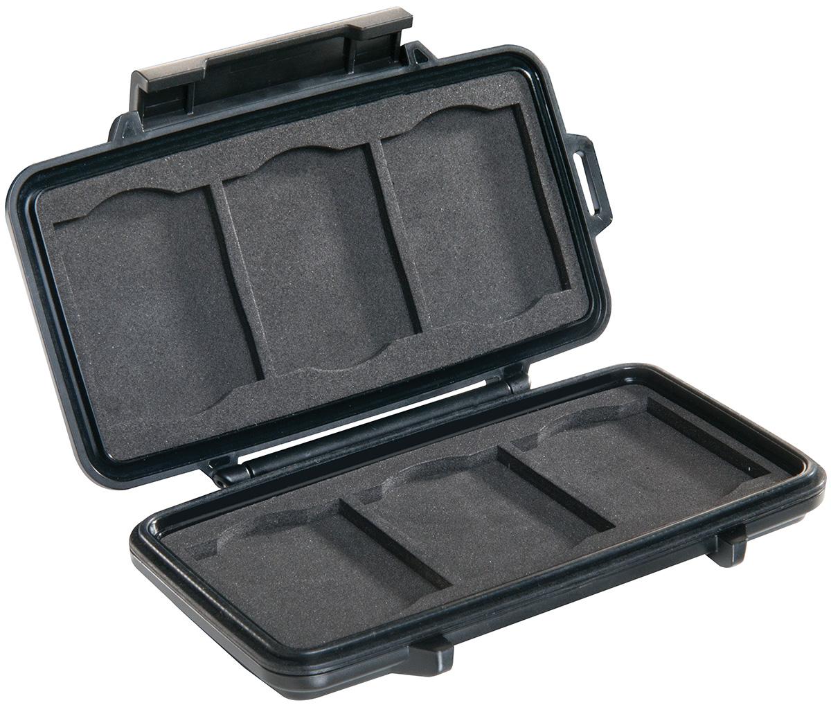 pelican waterproof camera compact flash case