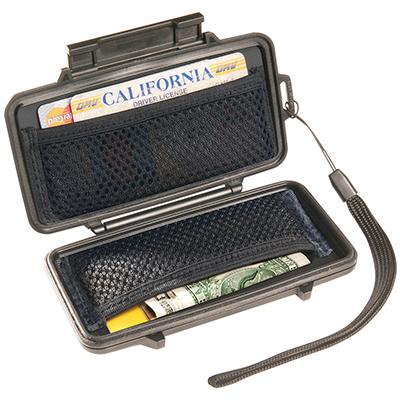 pelican 0955 waterproof plastic hard wallet case