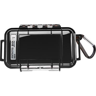 pelican 1015 waterproof phone black micro case