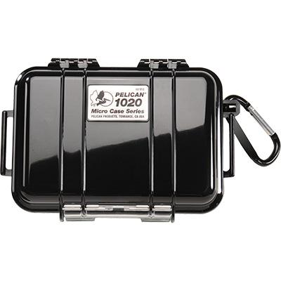 pelican 1020 black hard watertight micro case