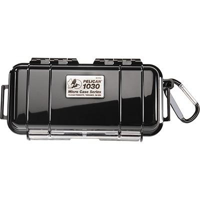 pelican 1030 watertight black micro case