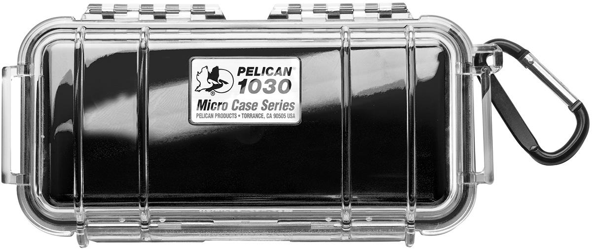pelican 1030 watertight black protective case