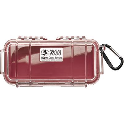 pelican survival waterproof red hard case