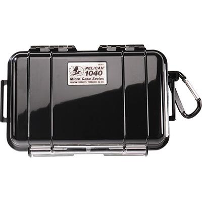 pelican 1040 black waterproof protection micro case