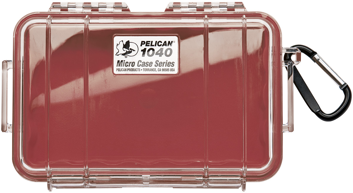 pelican 1040 protective red secure hardcase