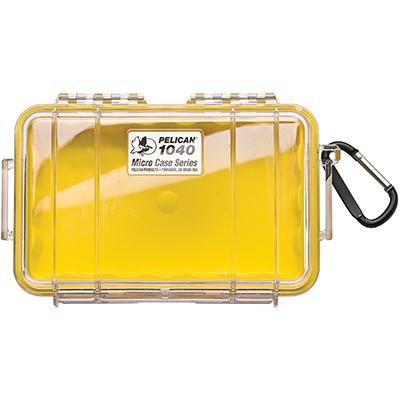 pelican 1040 waterproof yellow hardcase