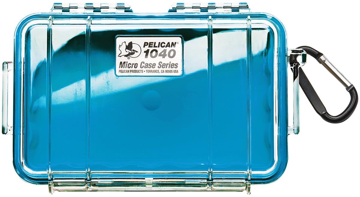 pelican 1040 watertight blue hardcase