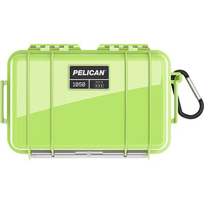 pelican 1050 bright green waterproof case