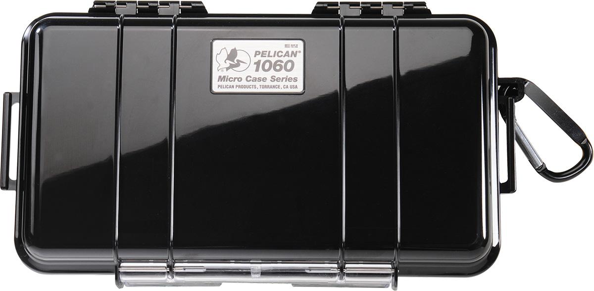 pelican 1010 black waterproof phone micro case