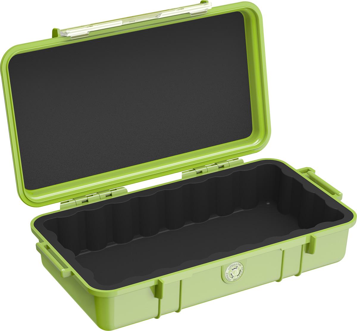 pelican 1060 bright green phone case