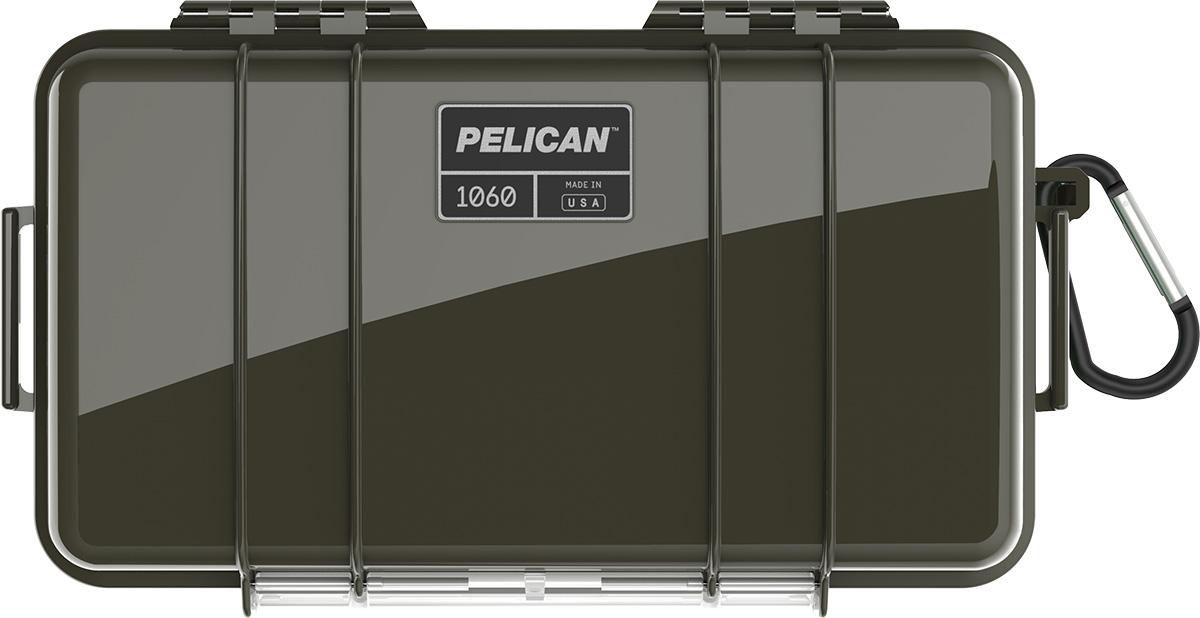 pelican 1060 od green waterproof case