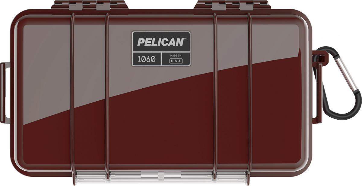 pelican 1060 oxblood waterproof case
