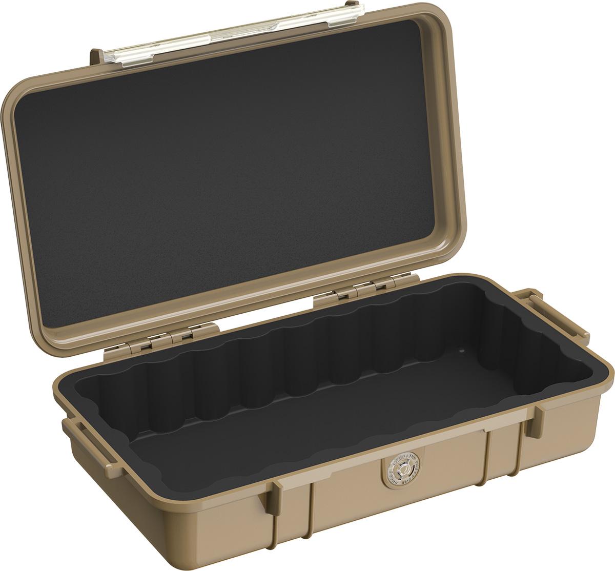 pelican 1060 tan phone case