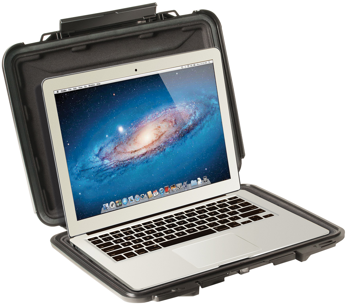 pelican hard macbook air laptop protective case
