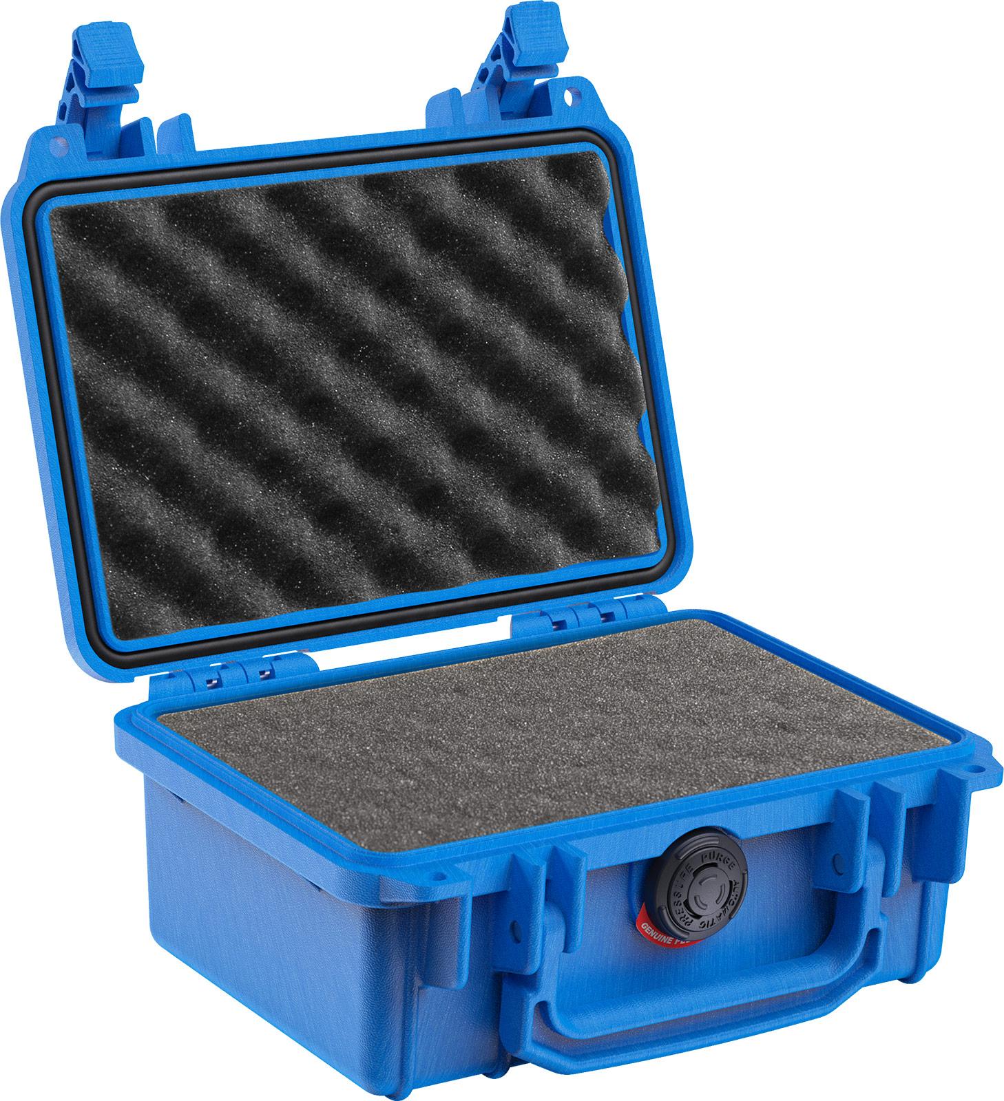 pelican 1120 blue foam glock case