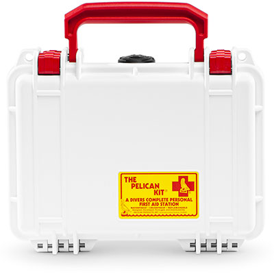 pelican dave parker memorial first aid kit