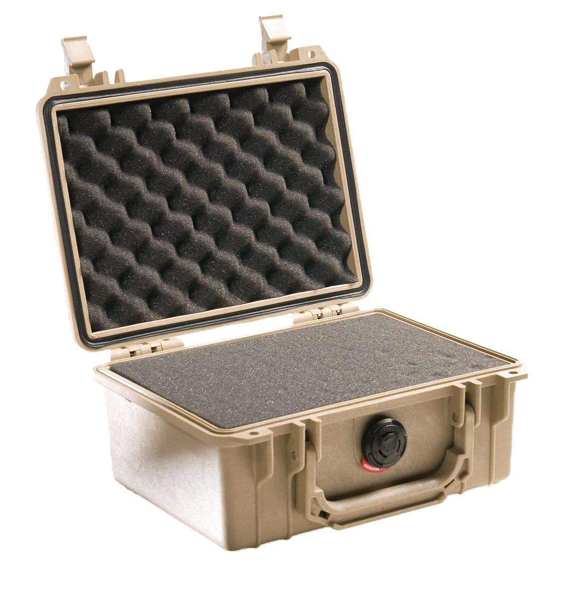 pelican 1150 desert small pistol case