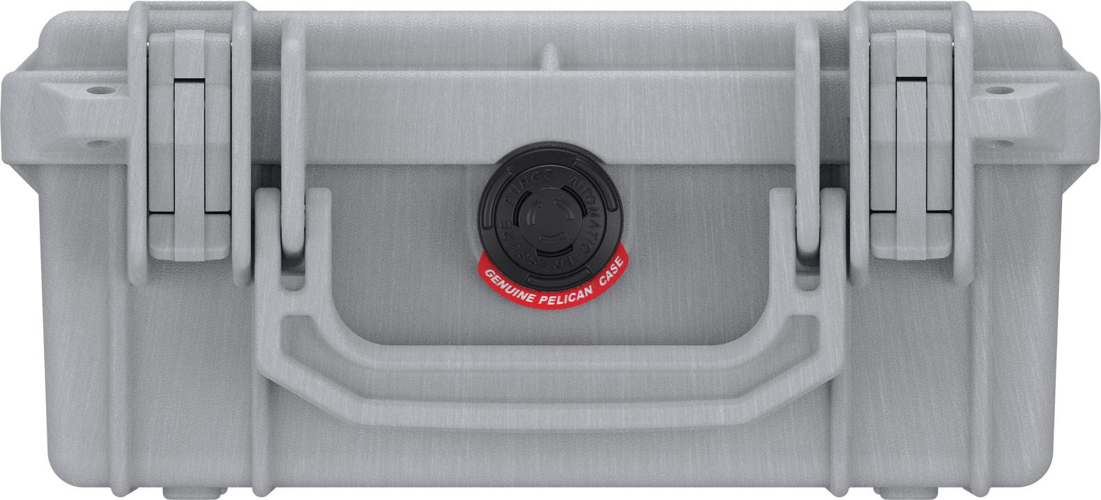 pelican protector 1150 silver watertight hard case
