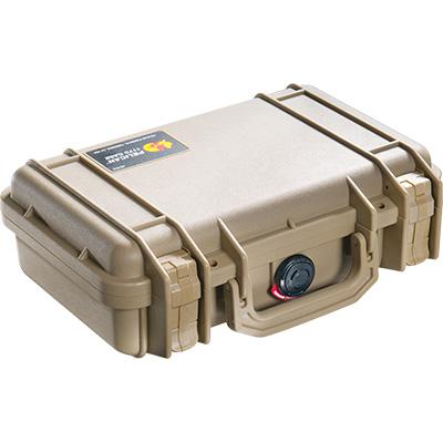 pelican 1170 desert tan firearm case