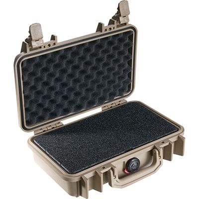 pelican 1170 tan compact case