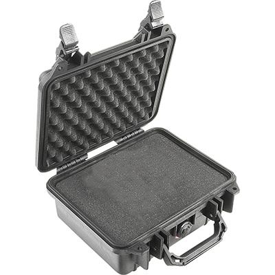 pelican 1200 hard pistol gun case watertight