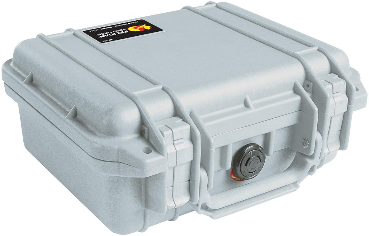 pelican gray camera nikon watertight case