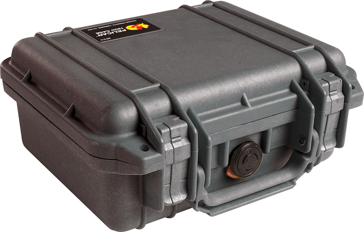 pelican hard camera canon dustproof case