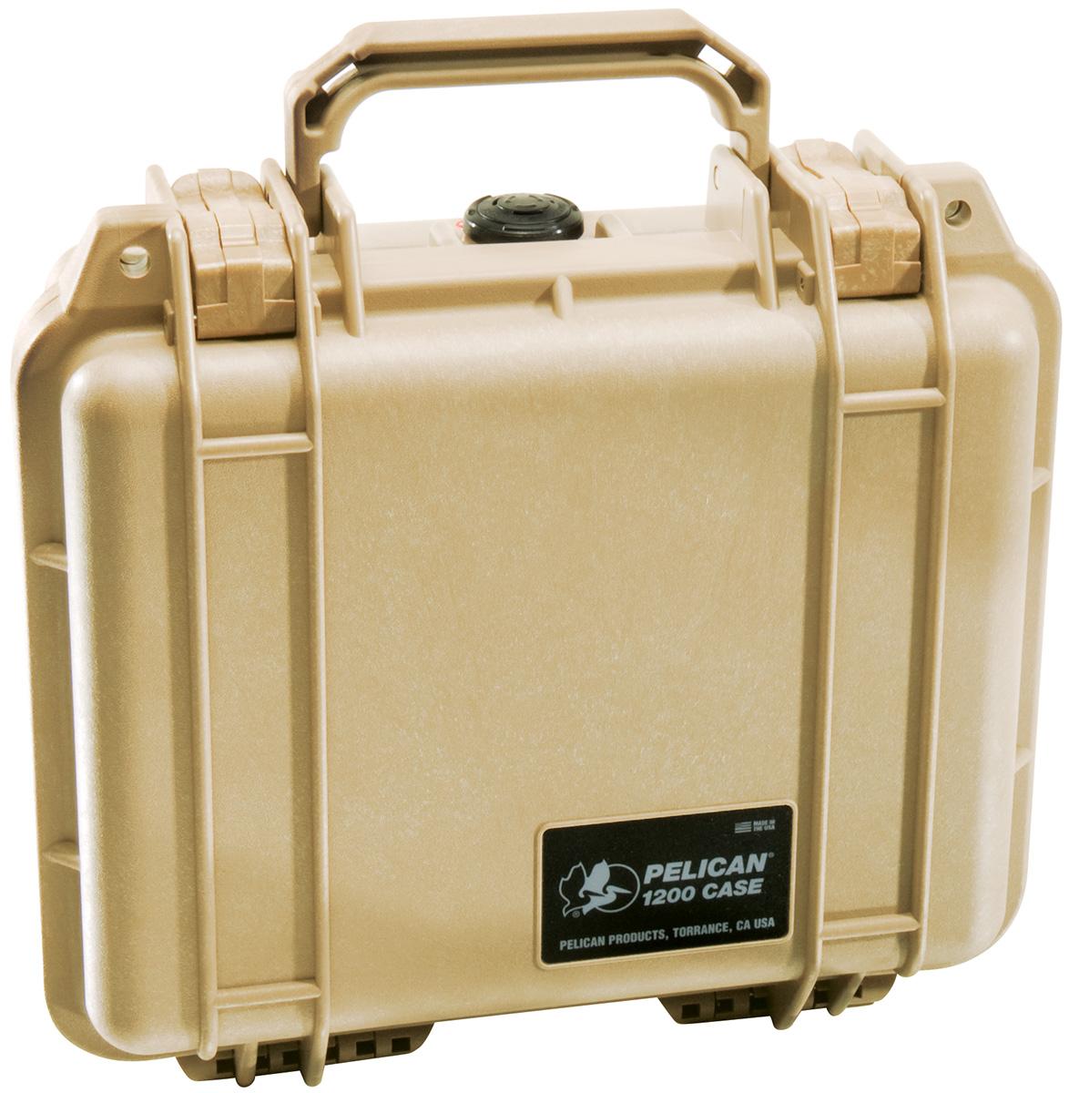 pelican hard camera canon waterproof case