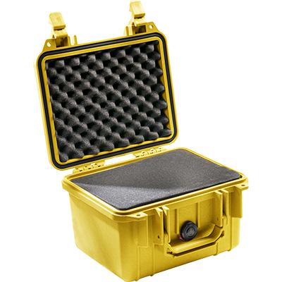 pelican 1300 yellow protector hard case