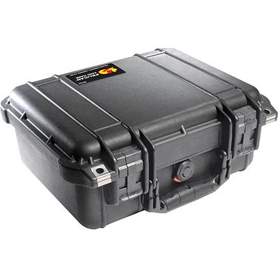pelican 1400 waterproof gun case hardcase