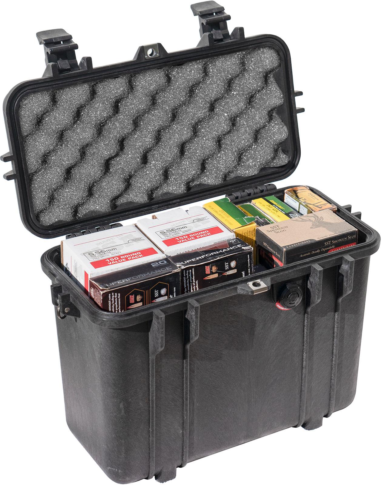 pelican 1430 ammo case bullet cases