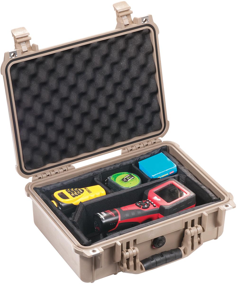 pelican 1450 watertight usa made hard case
