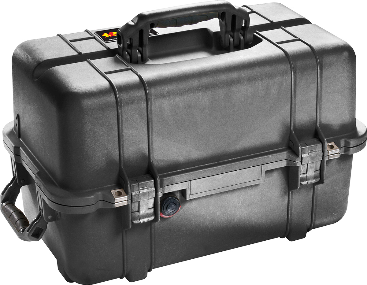 pelican 1640tool mobile tool chest case