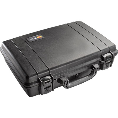 pelican hard case watertight laptop briefcase