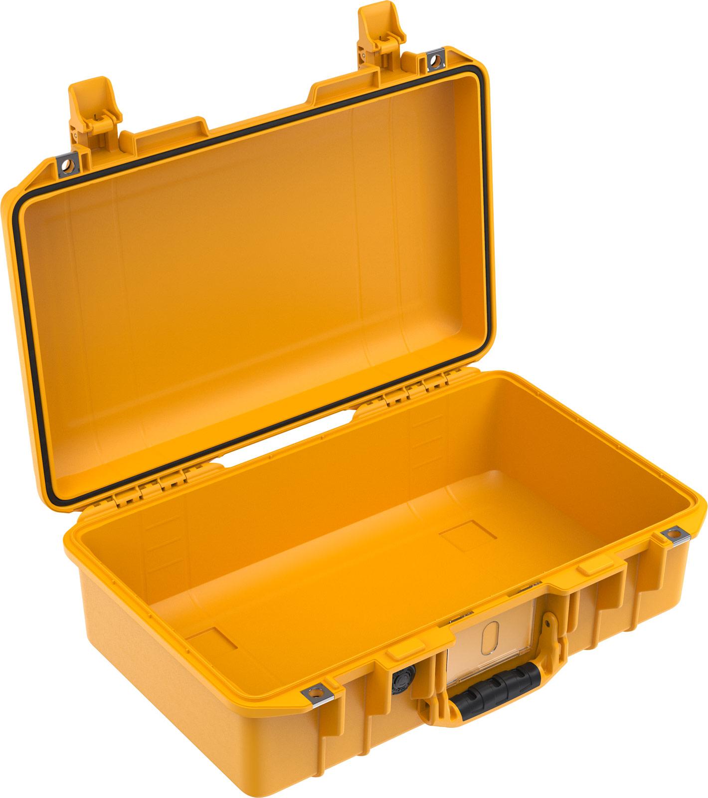 pelican air 1485 yellow camera case