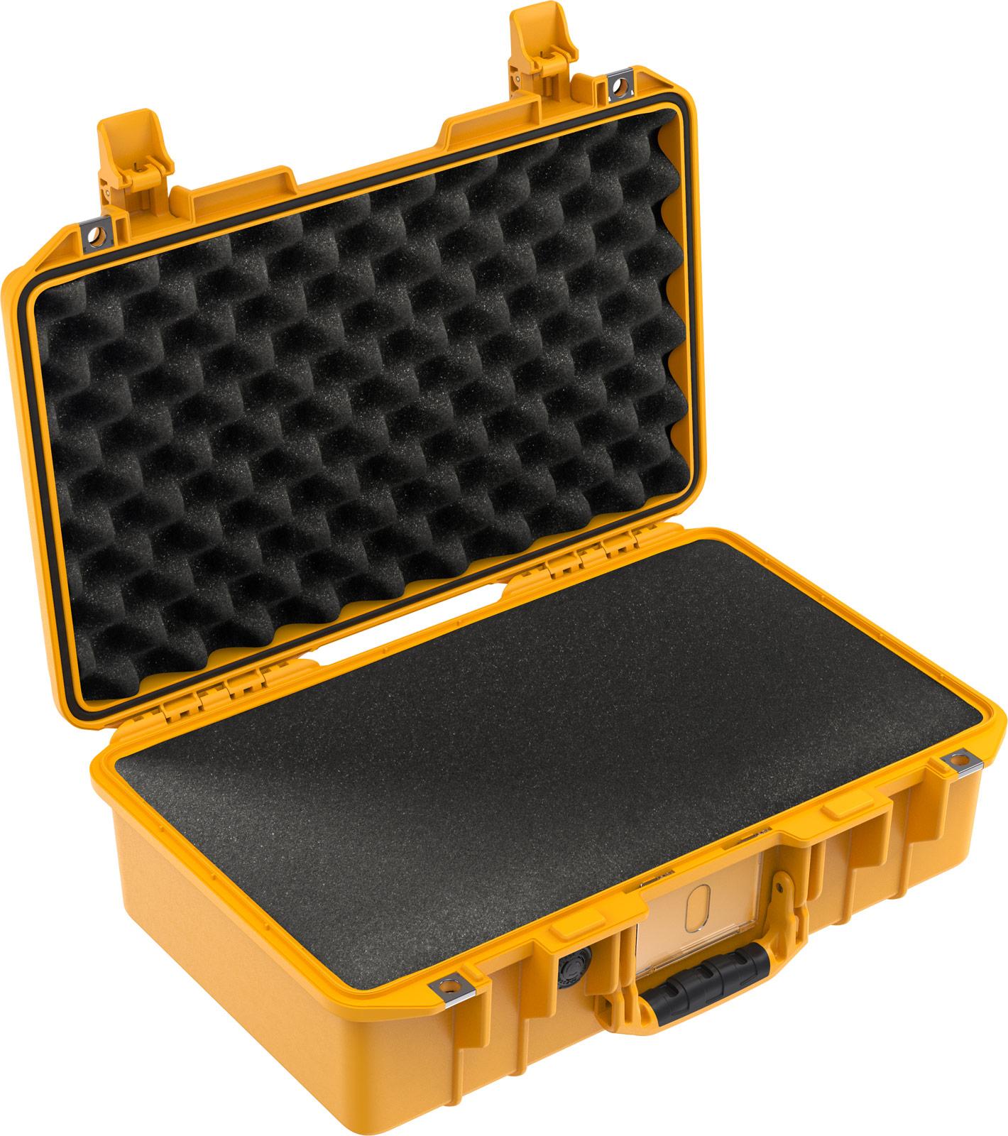 pelican air 1485 yellow camera foam case