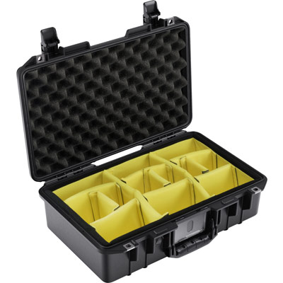 pelican air 1485wd case padded dividers