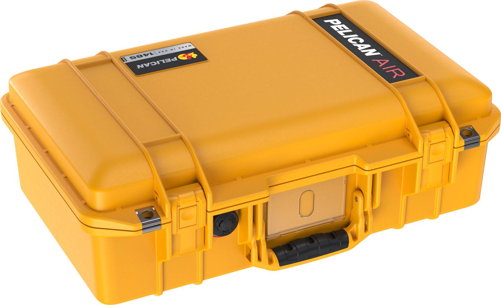 pelican yellow 1485 air case waterproof cases