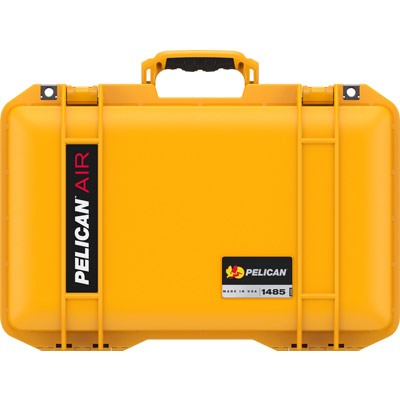 pelican yellow air case 1485 camera case